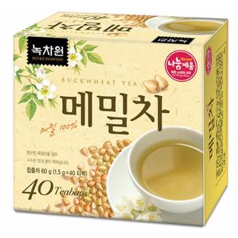 Harga Korea Buckwheat tea 40EA 60g