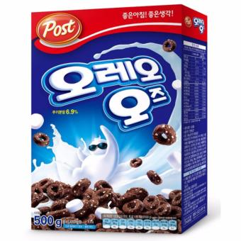 Korea Post Oreo O's Cereal 500g