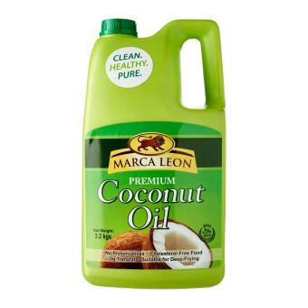Marca Leon Coconut Oil 3.78L