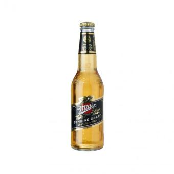 Harga Miller Genuine Draft 24 X 330ml