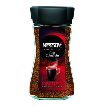 Harga NESCAFE(R) Cap Colombie Instant Soluble Coffee 100g