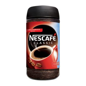 Harga NESCAFE CLASSIC Jar Instant Soluble Coffee 100g