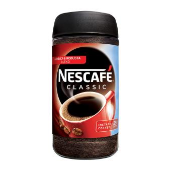 Harga NESCAFE CLASSIC Jar Instant Soluble Coffee 50g