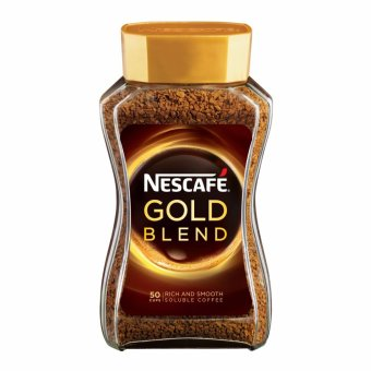 Harga NESCAFE(R) GOLD BLEND Instant Soluble Coffee 100g