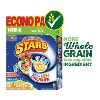 NESTLE HONEY STARS Cereal w/ Whole Grain (500g)