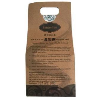 Organic Oolong Tea - 2
