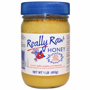 Harga Really Raw Honey, Honey, 453g
