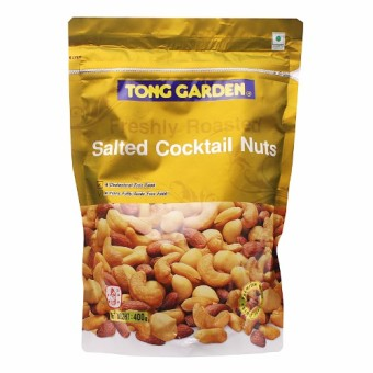 Salted Cocktail Nuts 400g