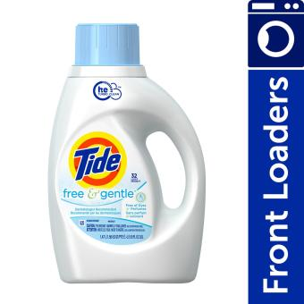 Harga Tide Free and Gentle Laundry Detergent