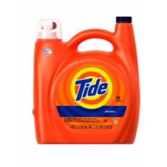Tide Liquid Laundry Detergent HE Original Regular
