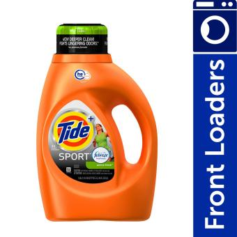 Harga Tide Sport Laundry Detergent with Febreze Active Fresh