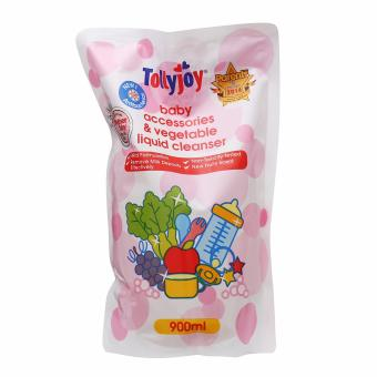 Harga Tollyjoy Antibacterial Baby Accessories and Vegetable Cleanser Refill 900ml