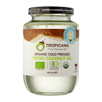 Harga Tropicana Virgin Coconut Oil 420ml