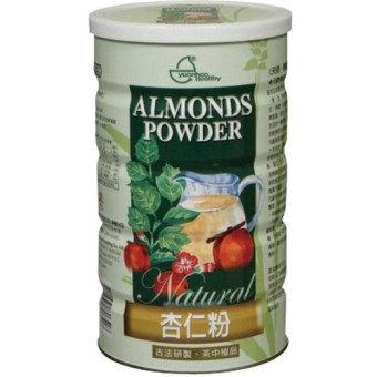 Harga Yuan Hao Almond Powder 600g