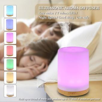 Ultrasonic Aroma Aromatherapy Essential Oil Diffuser. Source ... Changing Light .