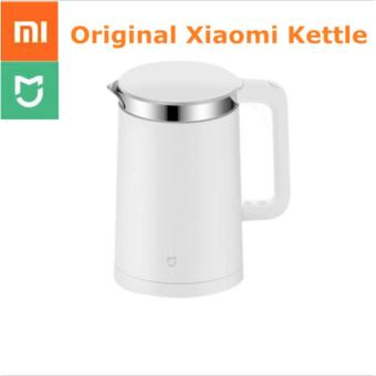 Harga 2017 Xiaomi Mi Mijia Constant Temperature Control Electric Water Kettle 1.5L 12 Hour thermostat Support with Mobile Phone APP