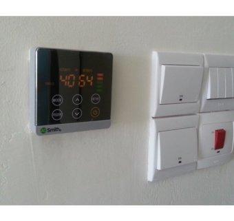 A. O. Smith 40L Horizontal Digital Water Heater - CEWHR-40 - 3
