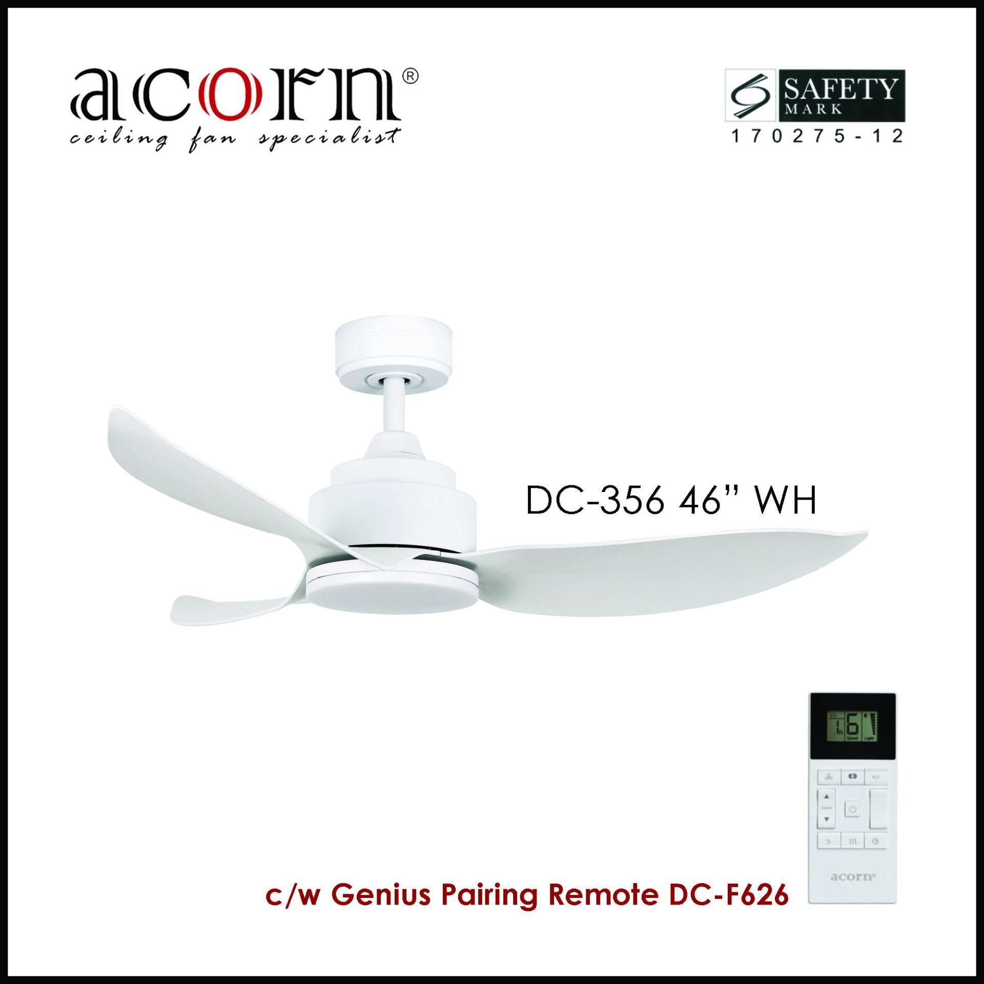 Acorn Fantasia Dc 356 Led 24w Rgb 46