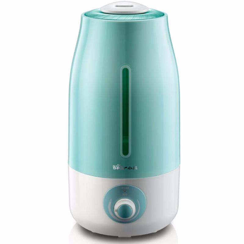 Bear home office bedroom quiet large capacity humidifier of air humidification purification Mini aromatherapy JSQ-A30Q1 - intl Singapore