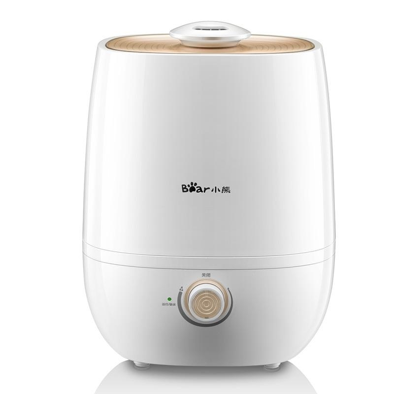 Bear JSQ-A40A2 Humidifier, Large Capacity Home Quiet Office Bedroom Air Conditioning Air Purification Mini Perfume Machine Standard Edition - intl Singapore