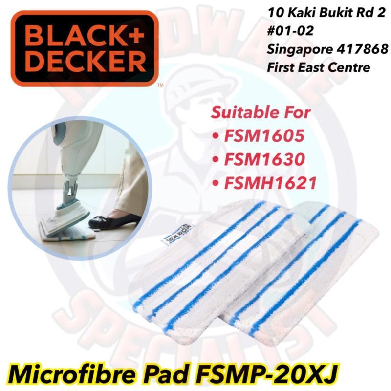 Black & Decker Steam Mop Mircofibre Pad FSMP20-XJ Singapore