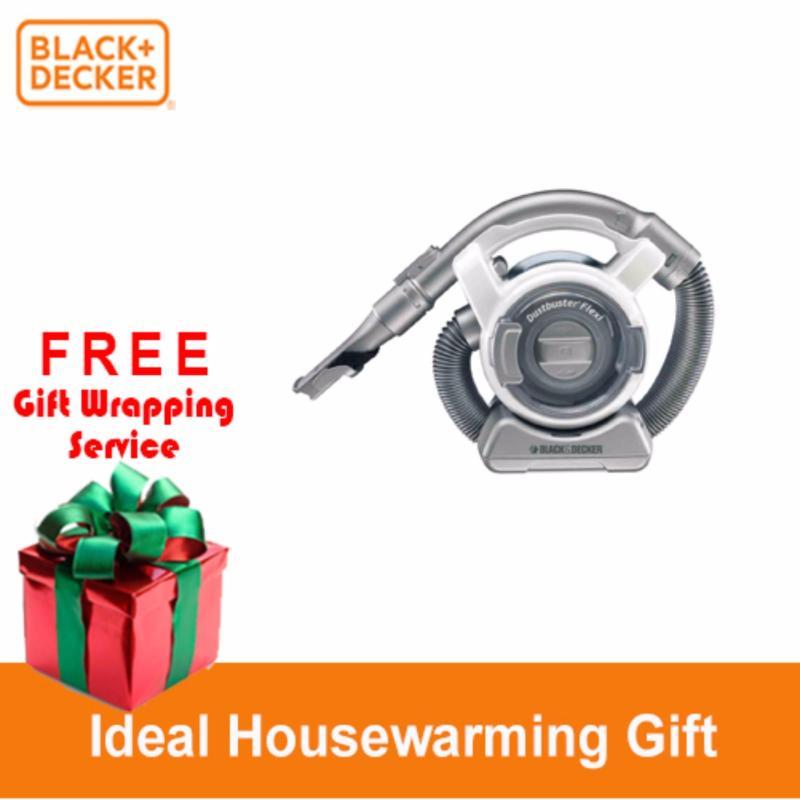 Black And Decker PD1200AV 12V Flexible Car Vacuum Cleaner (Gifting) Singapore