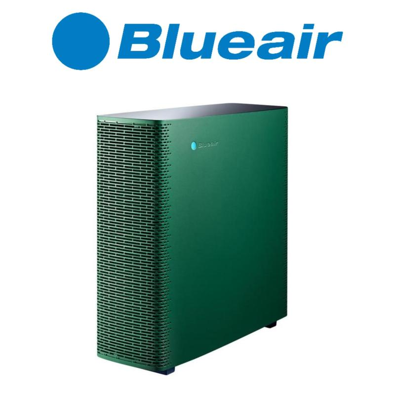 Blueair Sense+ Air Purifier With Hepa Particle Filter Leaf Green Singapore