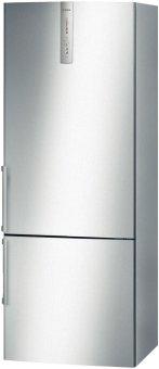 bosch kgn57ai10t 445kg stainless steel bottom freezer