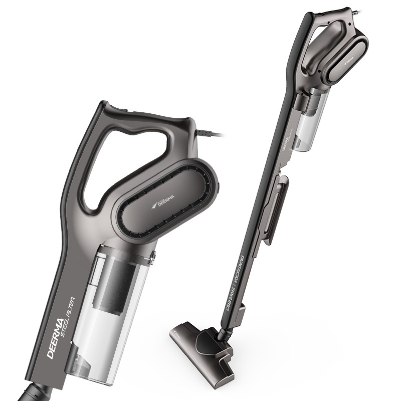 Deerma home hand-held putter vacuum cleaner DX700S - intl Singapore
