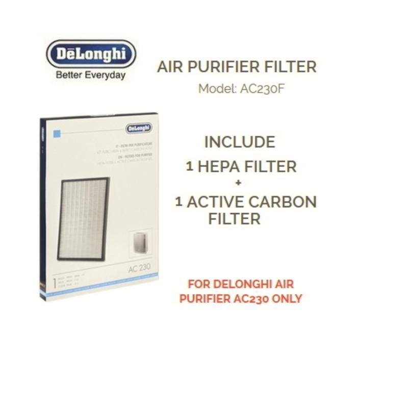 DeLonghi Air Purifier Filter AC230F Singapore