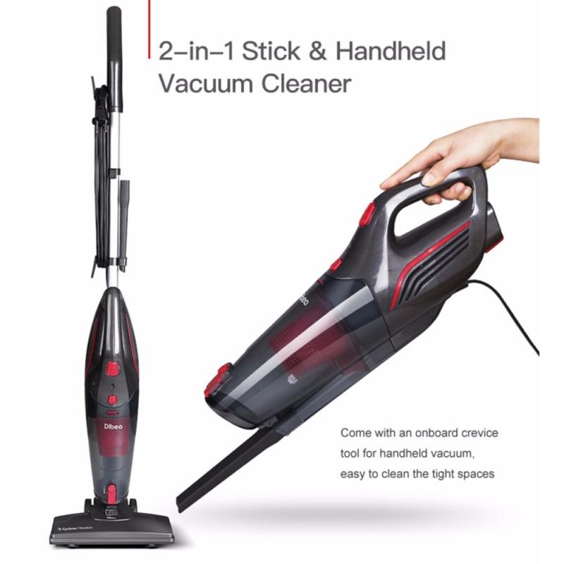 Dibea SC4588 Cord Handheld Stick Vacuum Cleaner - intl Singapore