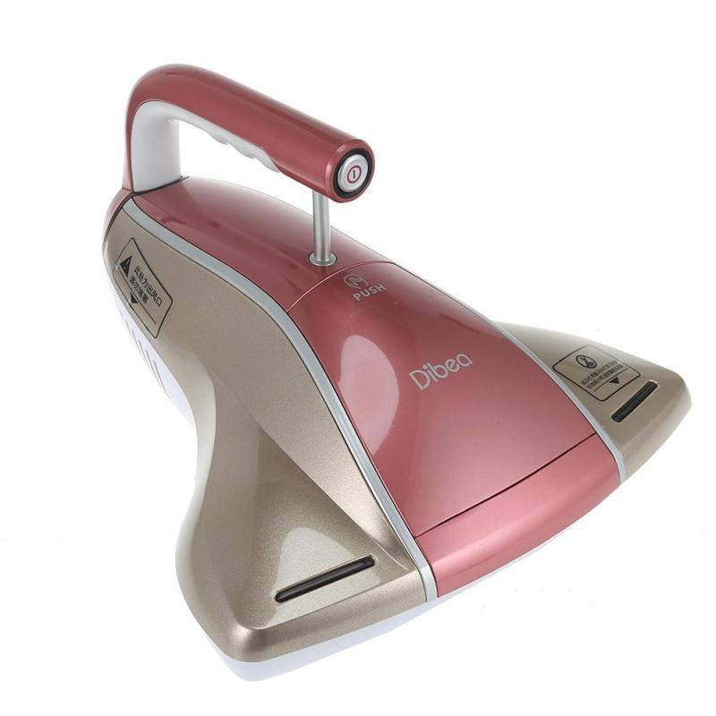 Dibea UV - 818 Handheld Ultraviolet Light Dust Mites Vacuum Cleaner - intl Singapore