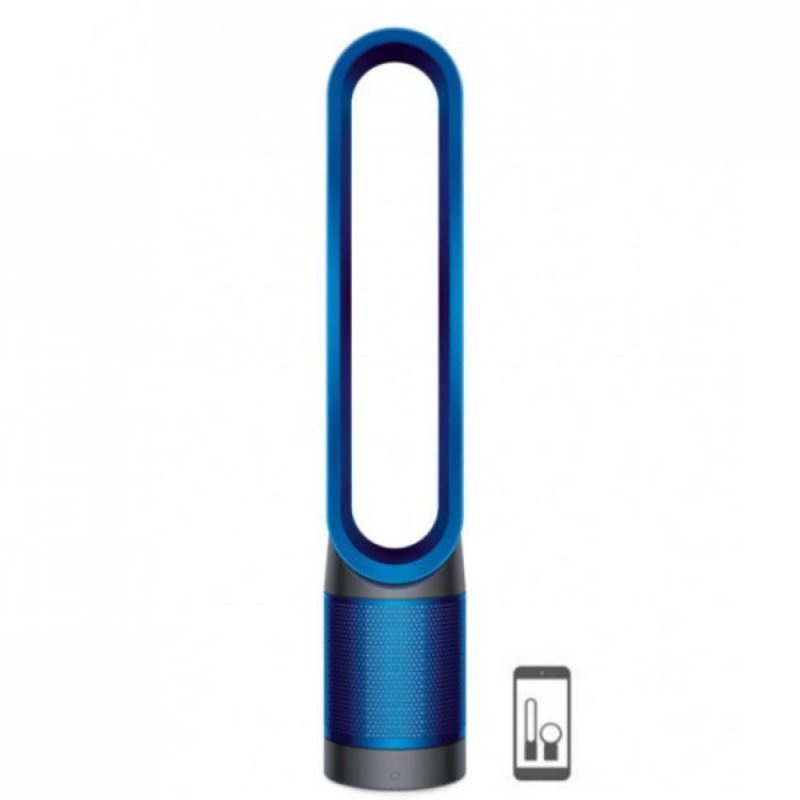Dyson Pure Cool Link Purifier TP02 (Iron Blue) Singapore