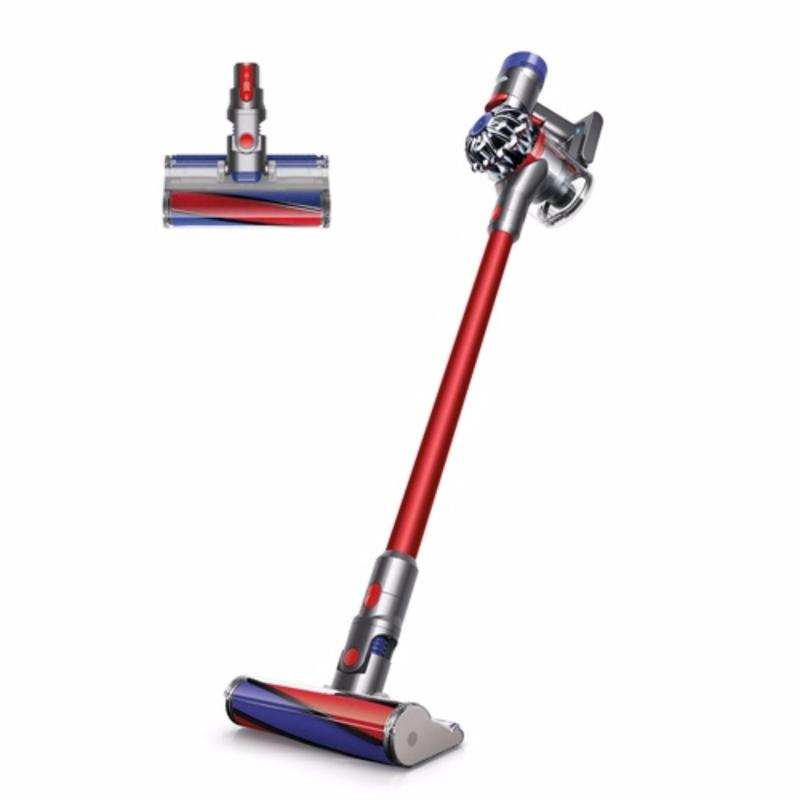 Dyson V7 Fluffy Plus Cordless Vacuum Cleaner Singapore