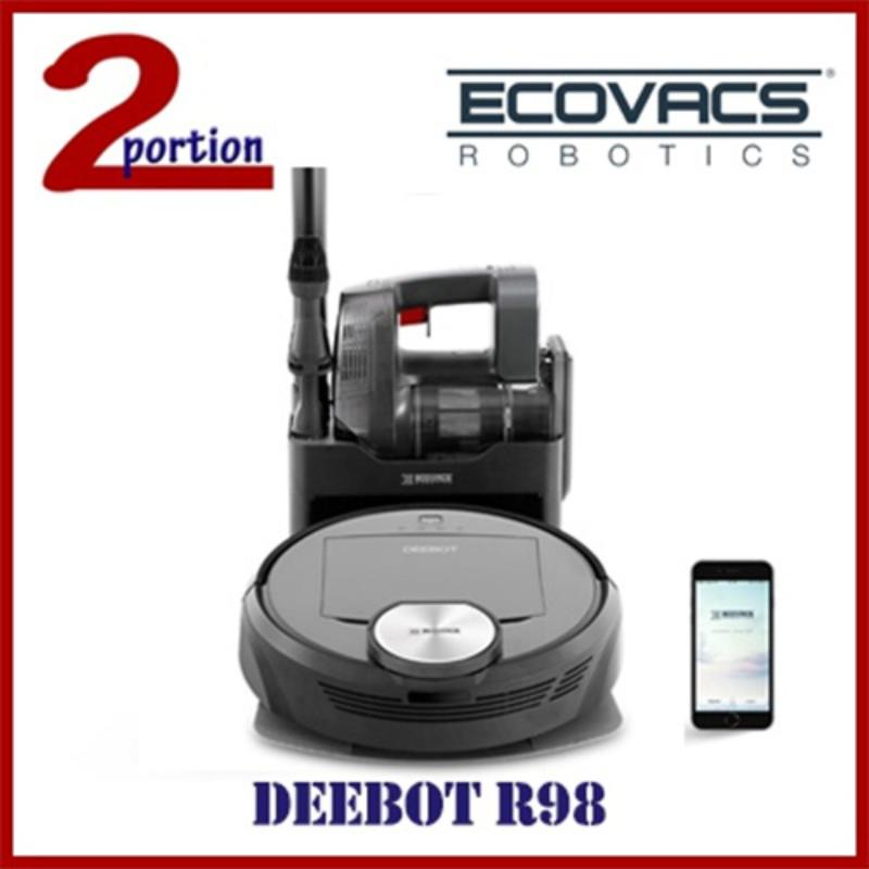ECOVACS DEEBOT R98 ROBOT VACUUM CLEANER WITH APP CONTROL FUNCTION Singapore