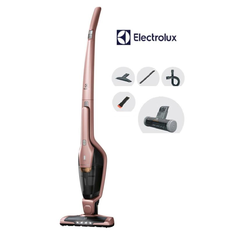 Electrolux Allergy Ergorapido 2in1 Cordless Vacuum Cleaner (Soft Pink) ZB3314AK (2yrs warranty) Singapore