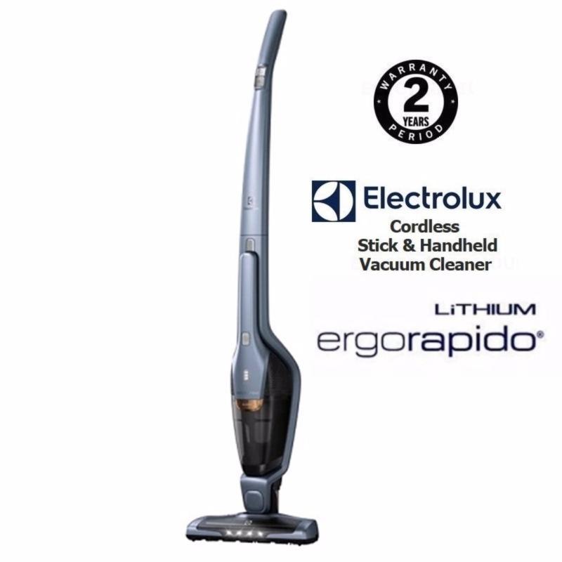 Electrolux Allergy Ergorapido 2in1 Cordless Vacuum Cleaner (Titan Blue) ZB3311 (2yrs warranty) Singapore