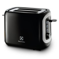 electrolux bread toaster black ets3505 2yrs warranty