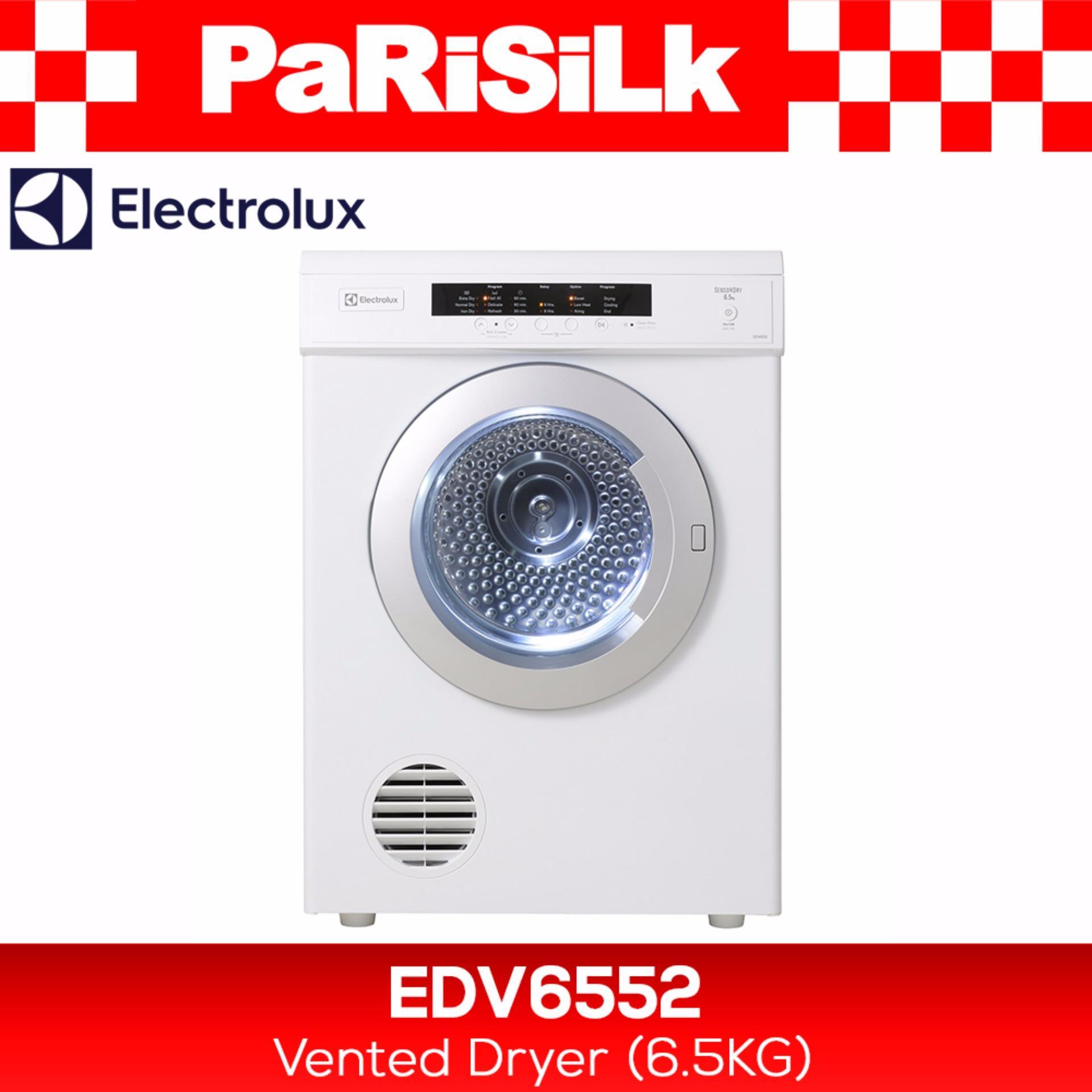 electrolux 5 5kg sensor dry cloth dryer. electrolux 5 5kg sensor dry cloth dryer