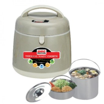 Harga Endo Thermal Magic Cooker.1.8 L .Model :E-TMC .1 Years of LocalManuifacturer Warranty.