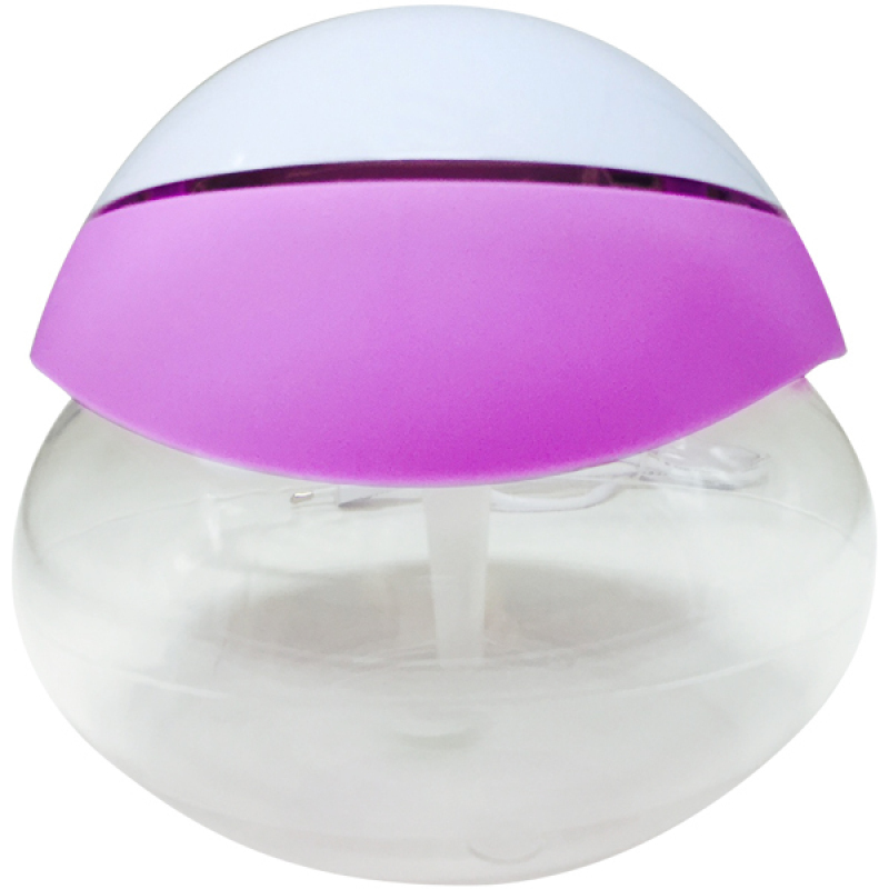 Ezze Original Water Air Purifier with Lonizer and LED Purple Singapore