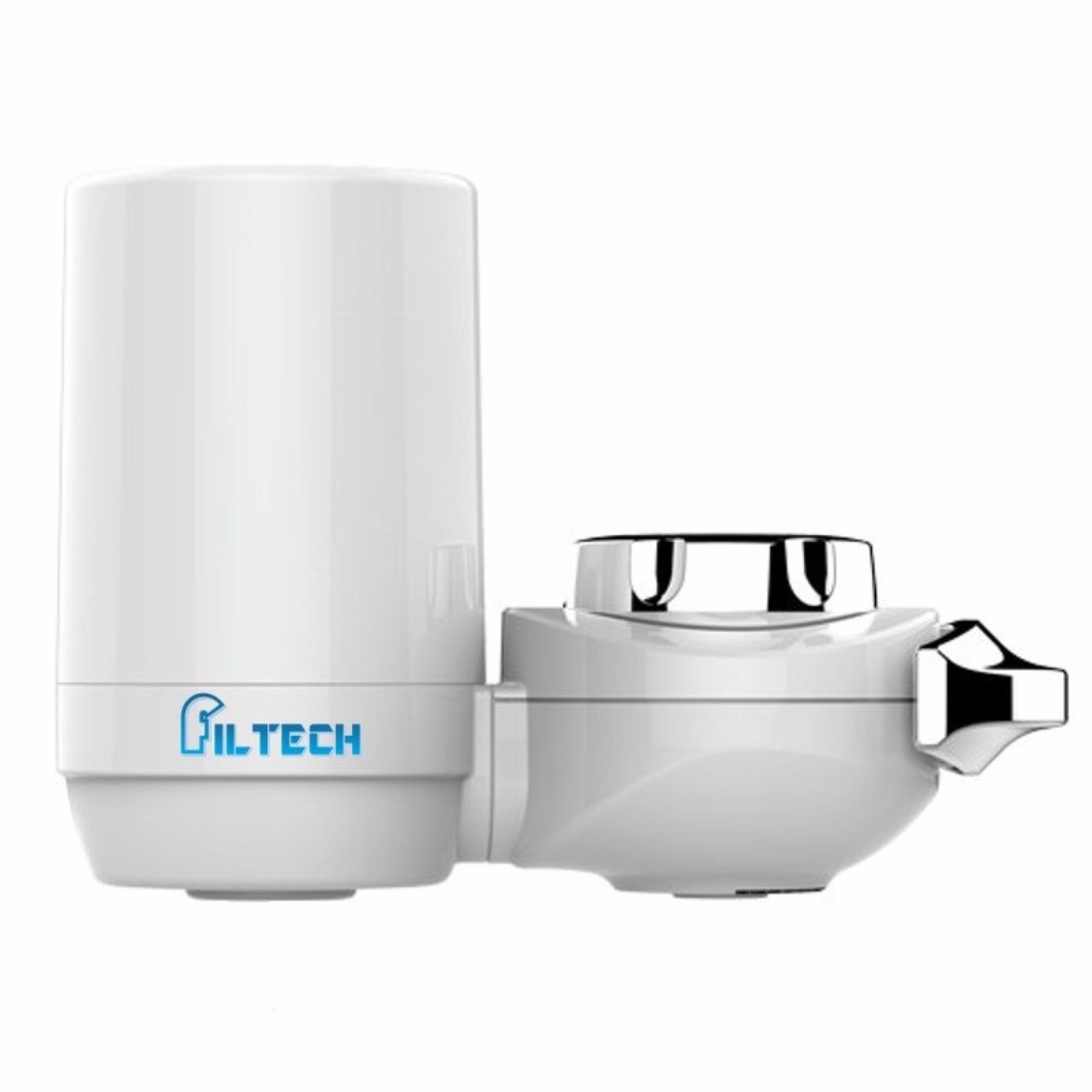water purifier on faucet. Filtra Plus FWF 177 Faucet Mount Filter Tap Water Purifier On