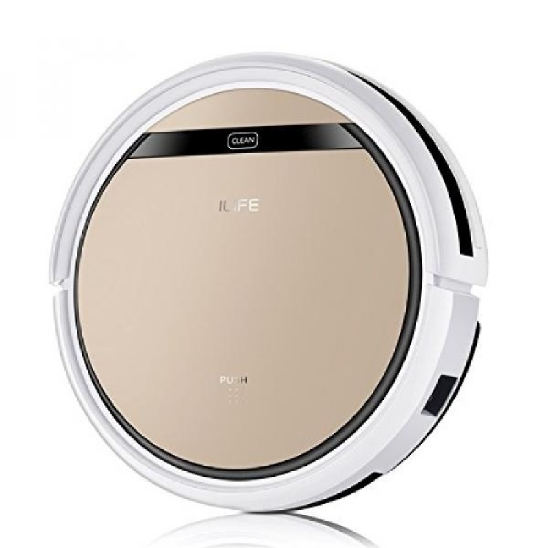 GPL/ ILIFE V5s Pro Robotic Vacuum Mop Cleaner with Water Tank, Automatically Sweeping Scrubbing Mopping Floor Cleaning Robot/ship from USA - intl Singapore