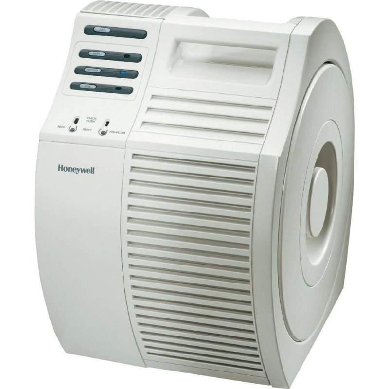 Honeywell Air Purifier / Double Layers Filtration / Pre filter + True HEPA Filter Singapore