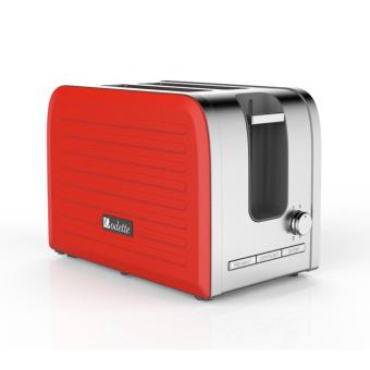 Harga Odette T386 Two Slice Soft Touch Stainless Steel Toaster