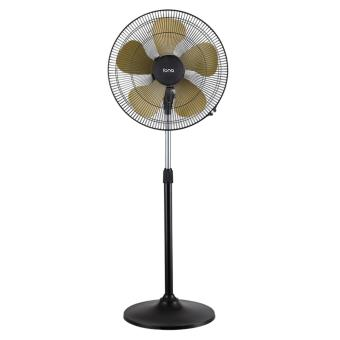"Harga Iona GLTS415 18"" Turbo Oscillating Stand Fan"