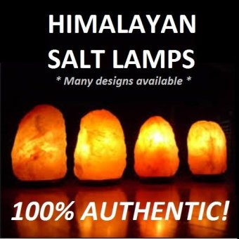 Harga Himalayan Salt Lamp 6-7Kg with Dimmer Switch and Marble Base / Air Purifier / Natural Ionizer / Humidifier