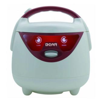 Harga Bear RCM 081 Essentials Mini Rice Cooker 0.8L