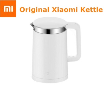 Harga Xiaomi Mi Mijia Constant Temperature Smart Control Electric Water Kettle 1.5L - intl
