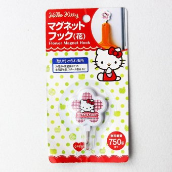Japan LEC hello kitty multipurpose clip cute creative fridge magnet magnetic refrigerator